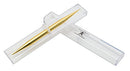 AFH massage stick, gold plated, w/box