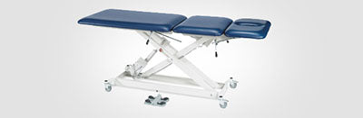 Armedica Treatment Table - Motorized SX Hi-Lo, 3 Section, Power flexing center