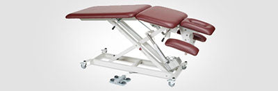 Armedica Treatment Table - Motorized SX Hi-Lo, 5 Section, Power flexing center