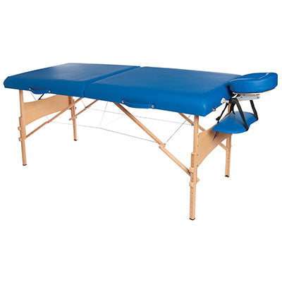 "Deluxe massage table, 30"" x 73"""