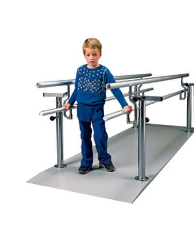 Tri W-G Parallel Bar Accessories, Child's Low Bar, 6'