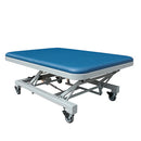 "Tri W-G Mat Table, Motorized Hi-Lo (17""-39""H), 4'W x 7'L, 750 lb capacity"