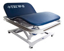 Tri W-G Mat Table, Bariatric 3 Section Motorized Hi-Lo, 5'W x 7'L, 1000 lb capacity