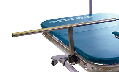 Tri W-G Mat Table Accessories, T-bar Attachment (TWG9000.BM series only)