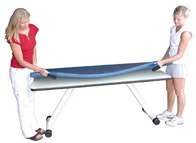 "Tri W-G Removable Mat for Therapy Trainer Table, 27"" x 78"" x 30"""