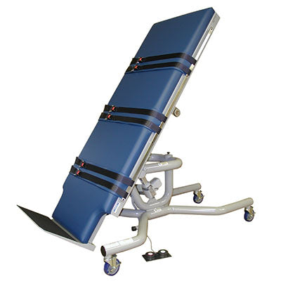 "Tri W-G Tilt Table, Motorized, Heavy Duty, 31"" x 81"" x 34"""