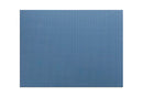 "Orfilight Atomic Blue NS, 18"" x 24"" x 1/16"", micro perforated 13%"