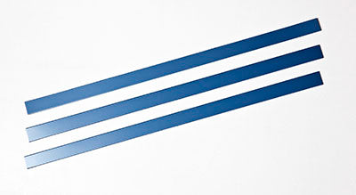 "Orfit Strips, 18"" x 4/5"" x 1/8"", wide, 10 pcs"