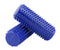 Massage roll, 6.5x16 cm, Blue - 1 dozen pairs (24 pieces)