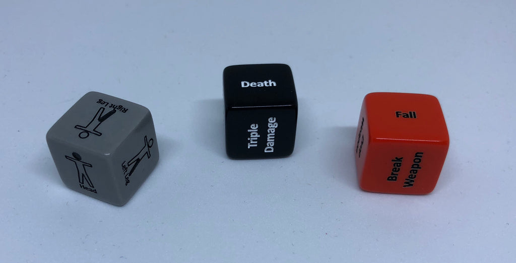 Critical Hit Dice!