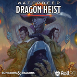 Dragon Heist/Mad Mage Tuesdays 4:00pm