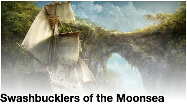 Swashbucklers of Moonsea Wednesday 2:30pm