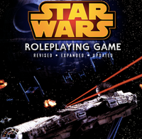 Star Wars RPG - Tuesdays 7pm