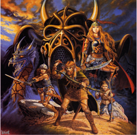 Dragonlance Fridays 6:30pm