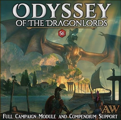 Odyssey of the Dragonlords Saturdays 3:30pm