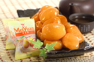 Meiyuan Sweet Kumquat Preserved Fruit (1 Bag)