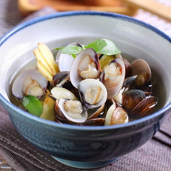 Boiled Short - Neck Clam 水煮蛤蜊(熟)