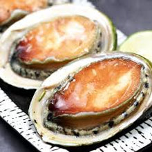 Load image into Gallery viewer, Green Lip Abalone 6pc 澳洲飽魚六顆裝 (1盒2.2磅左右)