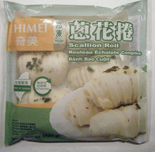 Load image into Gallery viewer, ChiMei Frozen Scallion Roll (1 Pack) - 奇美蔥花捲(1包 / 6顆)