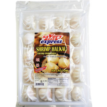 Load image into Gallery viewer, Savory Express Shrimp HauKau (1 Pack) - 好味快車蝦餃(1包/20PCS)