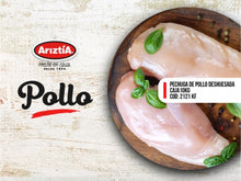 Load image into Gallery viewer, ***本週特價***Ariztia Pollo Boneless Skinless Chicken Breast (1 Bag) - 無骨無皮雞胸肉(1包10磅左右)
