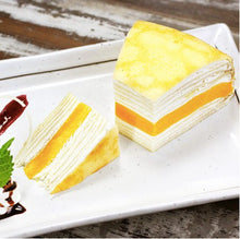 Load image into Gallery viewer, Touched Mango Tango Mille Crepe Cakes (1 Box) - 塔吉特芒果奶凍千層蛋糕(1盒)