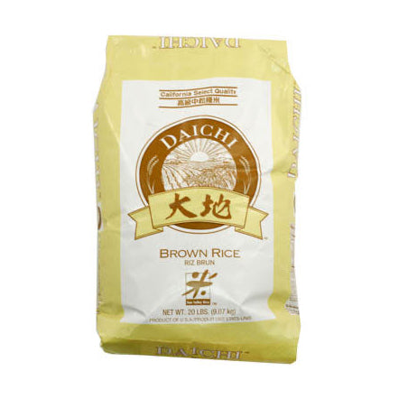 Daichi Brown Rice - 糙米