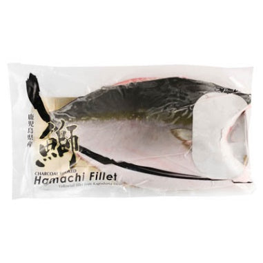 Hamachi Fillet Premium (Yellow Tail) - 鰭魚 (1條6.5磅左右)