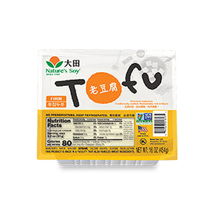 Nature's Soy Firm Tofu 大田老豆腐(1份2盒)