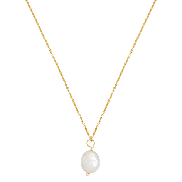 The Edie Pearl Necklace
