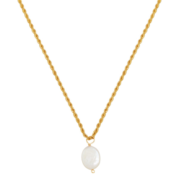The Rosalind Petite Pearl Necklace