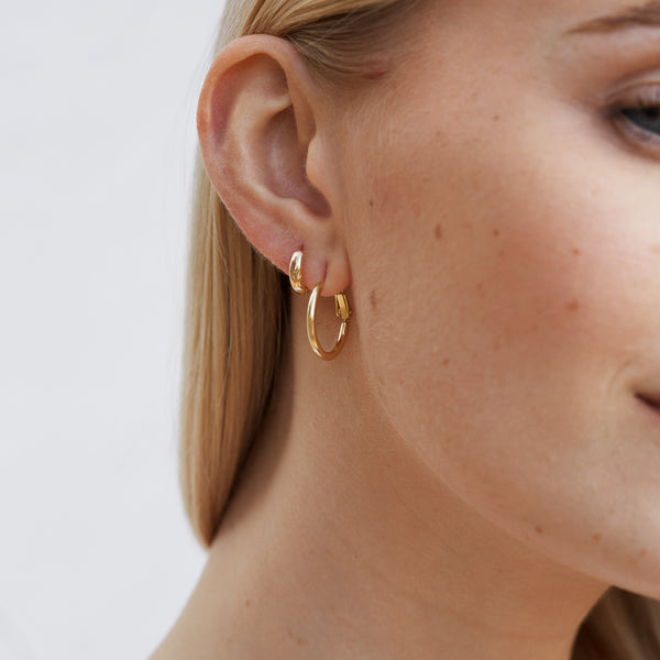 The Freya Hoops