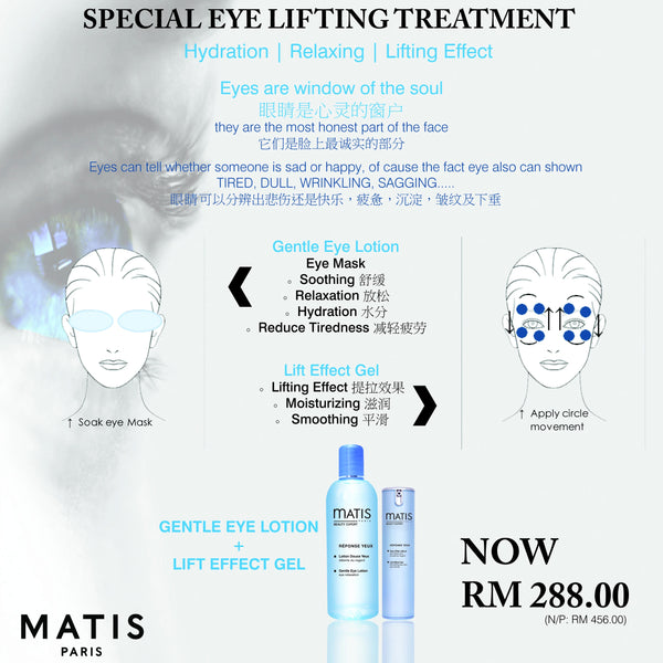 Special Eye Lifting Duo