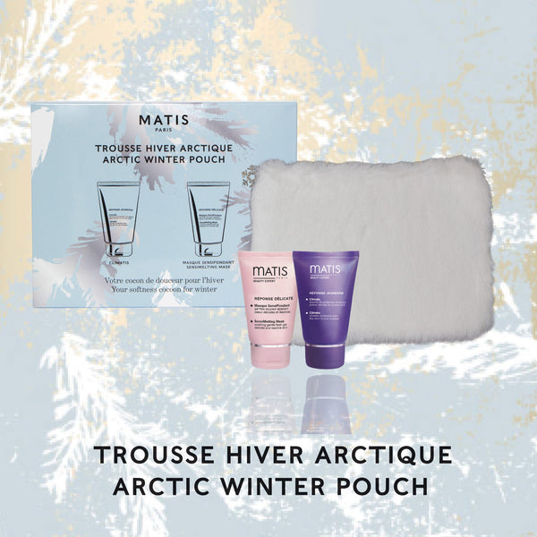 Arctic Winter Pouch Set
