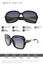 Load image into Gallery viewer, OLEY polarized Sunglasses Y6009 - SHIMOH