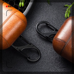 Leather Airpod cover - SHIMOH
