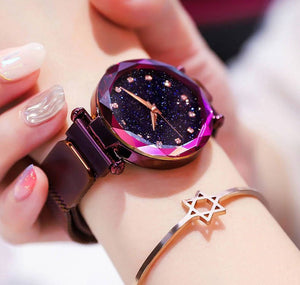Women Luxury Crystal Watches - SHIMOH