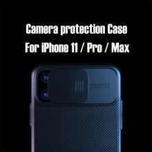 Load image into Gallery viewer, NILLKIN CamShield iphone Lens Protection Case