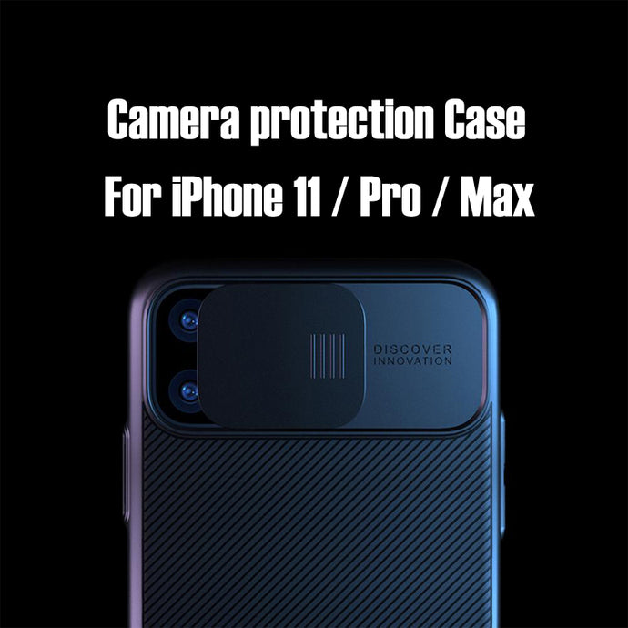 NILLKIN CamShield iphone Lens Protection Case