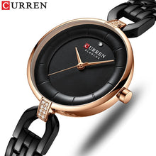 Load image into Gallery viewer, CURREN Slim Stainless Steel Watches - SHIMOH
