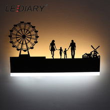 Load image into Gallery viewer, LEDIARY Romantic LED Wall Night Light