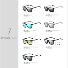 Load image into Gallery viewer, VEITHDIA  Unisex Aluminum+TR90 Sunglasses Polarized Lens 6108 - SHIMOH