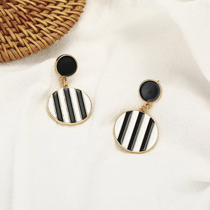 Fashion Stud Earrings - SHIMOH