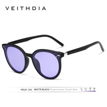 Load image into Gallery viewer, VEITHDIA Photochromic Sunglasses Polarized Mirror Lens V8520 - SHIMOH
