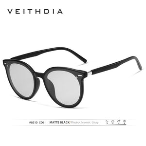 VEITHDIA Photochromic Sunglasses Polarized Mirror Lens V8520 - SHIMOH