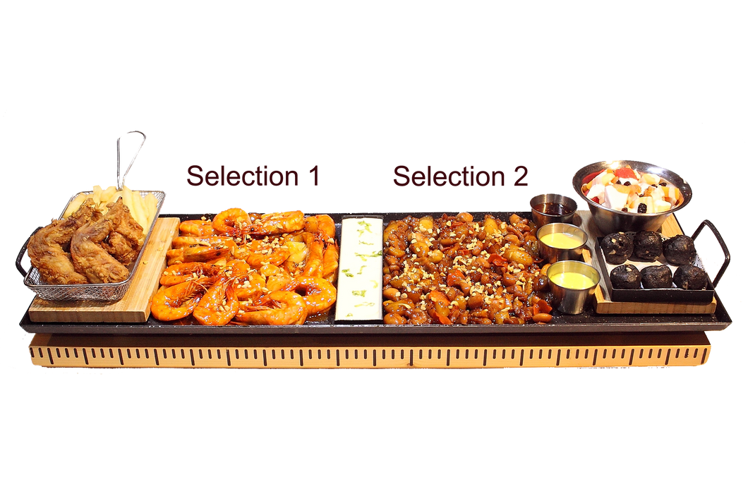 75CM DM Chicken Set ( 4-5 pax )