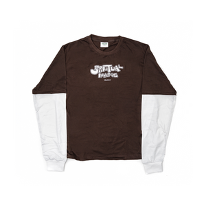 Brown Spiritual Healing Double Sleeve