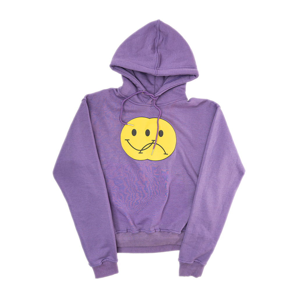 Double Smiley Hoodie