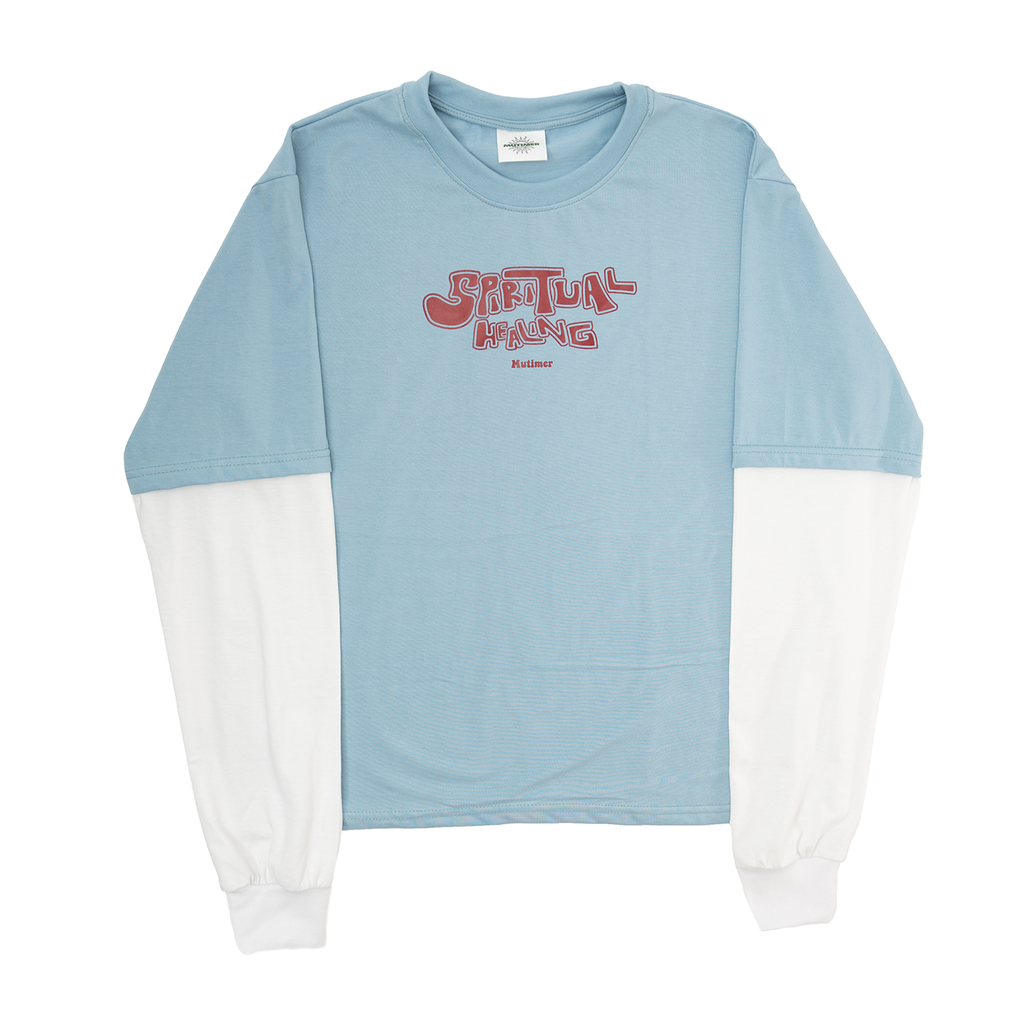 Spiritual Healing Double Long Sleeve