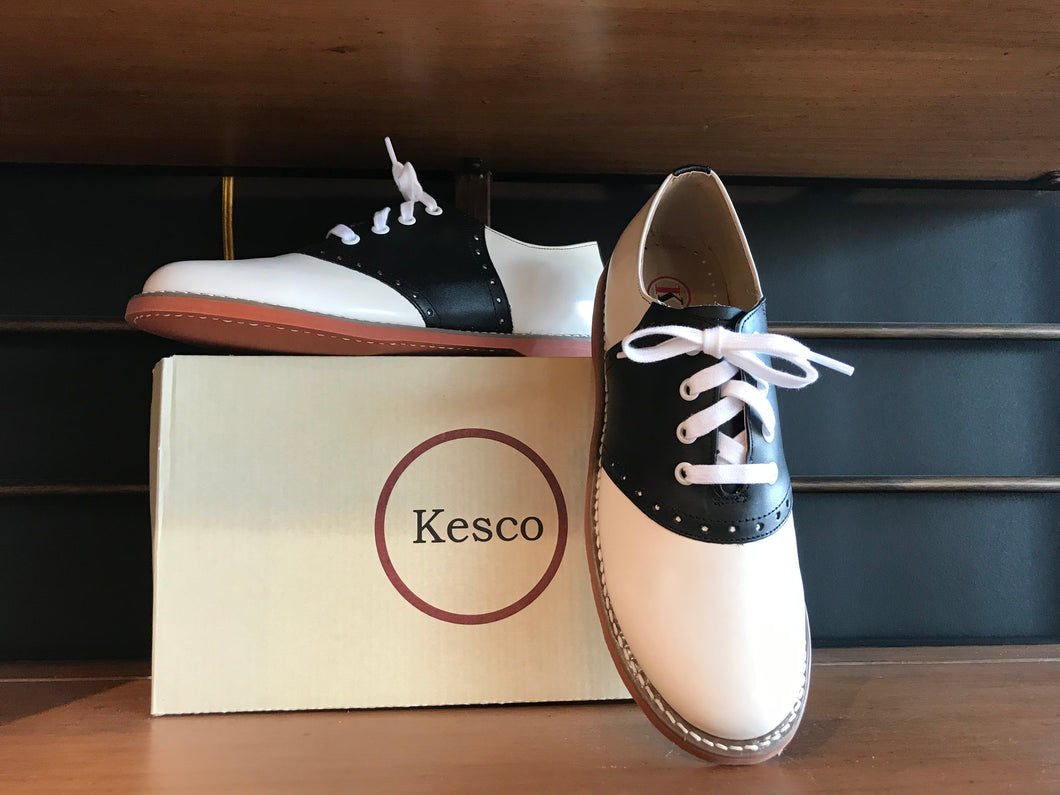 Childrens Saddle Oxfords by Kesco